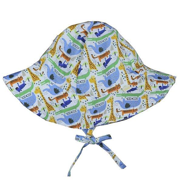 Chapéu Animais Multicolorido FPU 50+