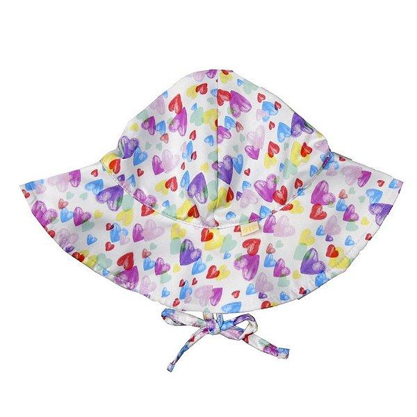 Chapéu Love Multicolorido FPU 50+