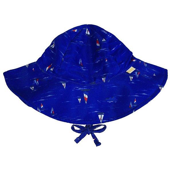 Chapéu Veleiros Azul FPU 50+