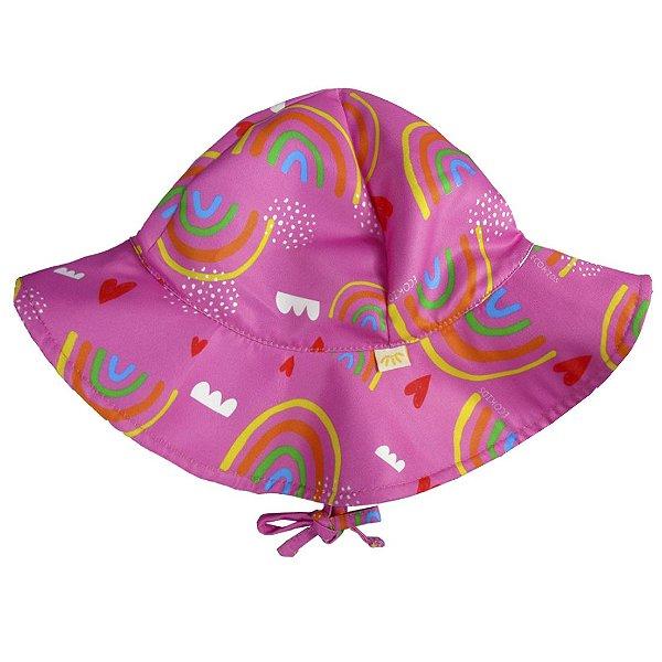 Chapéu Arco Íris Multicolorido FPU 50+