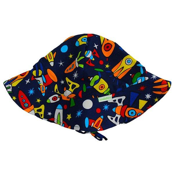 Chapéu Espaço Azul FPU 50+