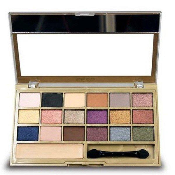 Paleta de Sombras Be Velvet HB-9915