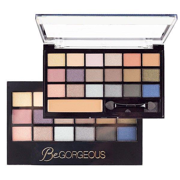 Paleta de Sombras Be Gorgeous HB-9916