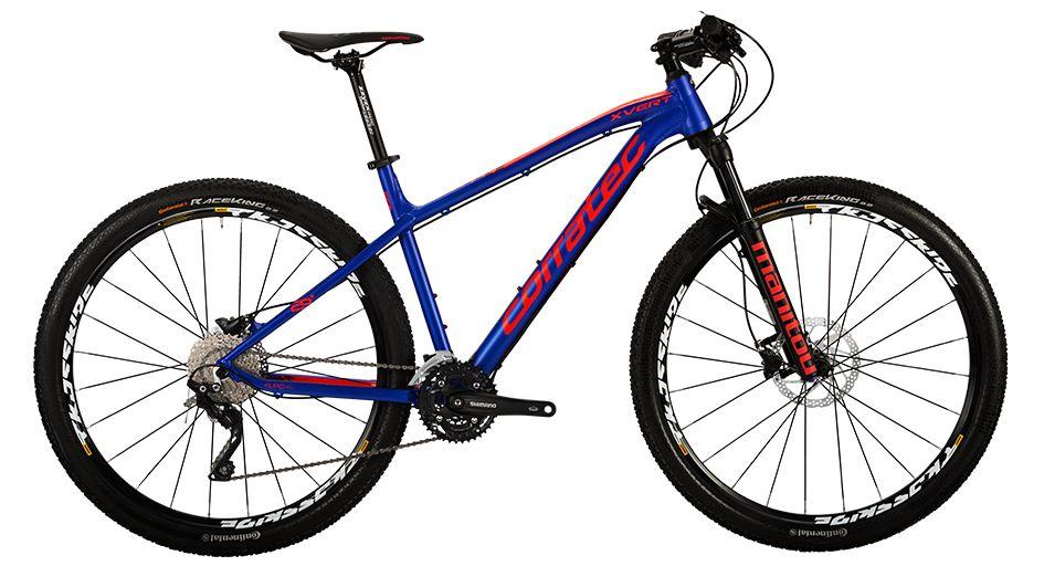 Bicicleta Corratec XVERT 0.3 aro 29