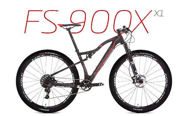 Bicicleta Audax FS900X X1 11V 2017