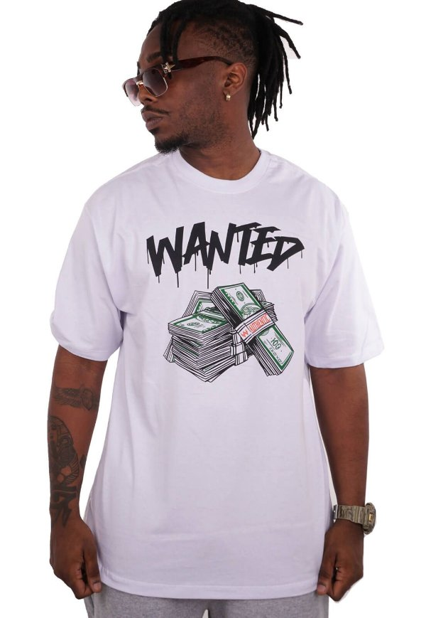 Camiseta Wanted - Authentic