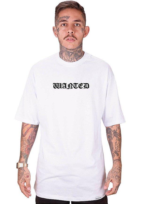 Camiseta Wanted - OG Logo