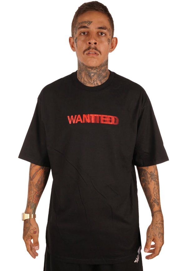 Camiseta Wanted - Motion