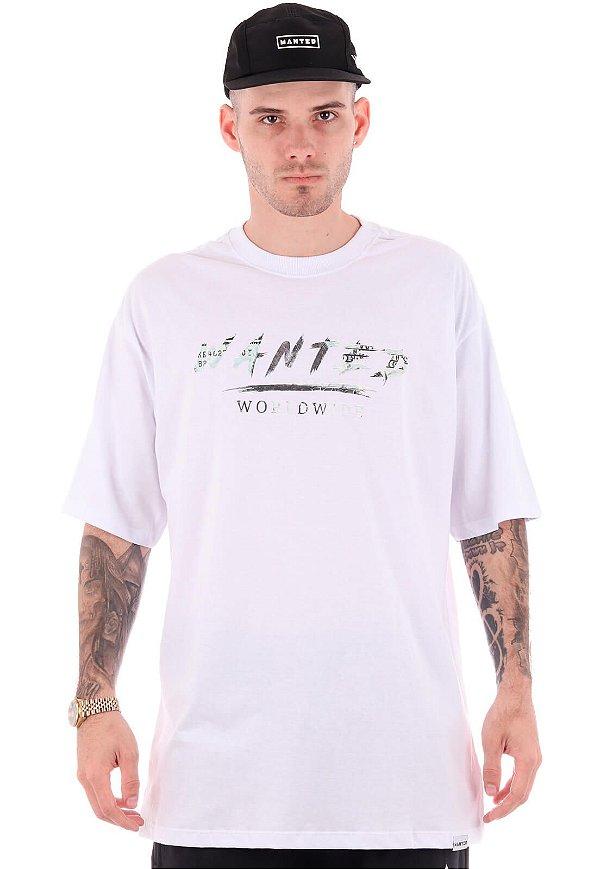Camiseta Wanted - Signature Dollar