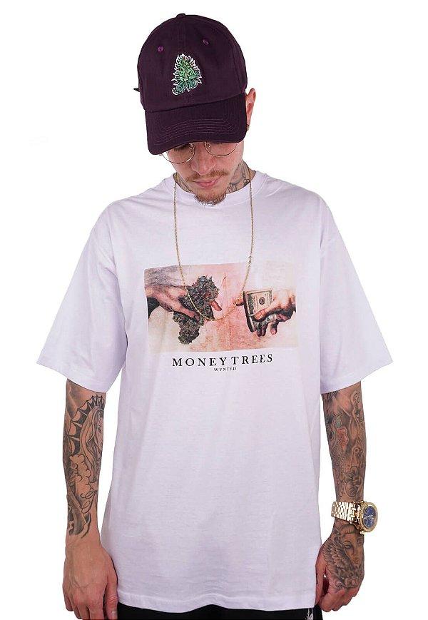 Camiseta Wanted - Money Trees