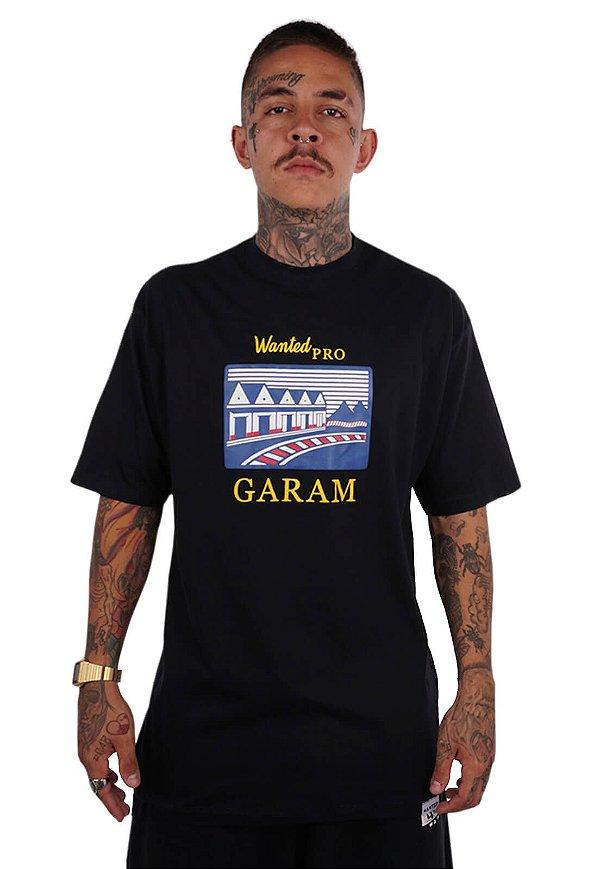 Camiseta Wanted - Garam