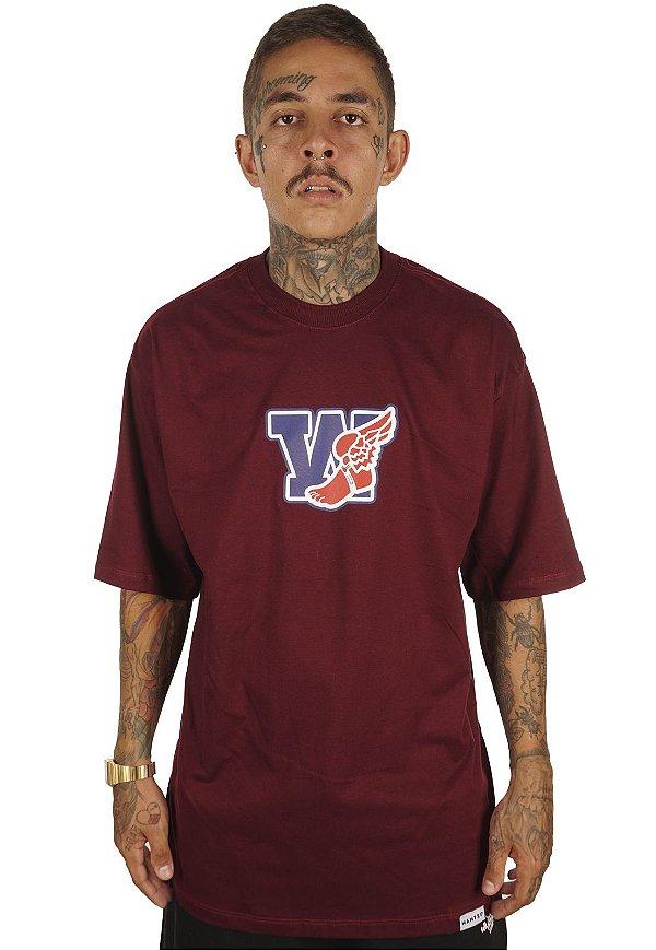 Camiseta Wanted - Winged