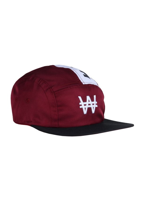 5Panel Wanted - Runner Red