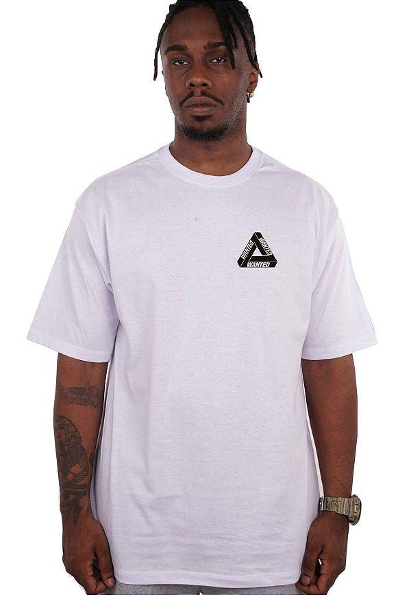 Camiseta Wanted - Escher v2