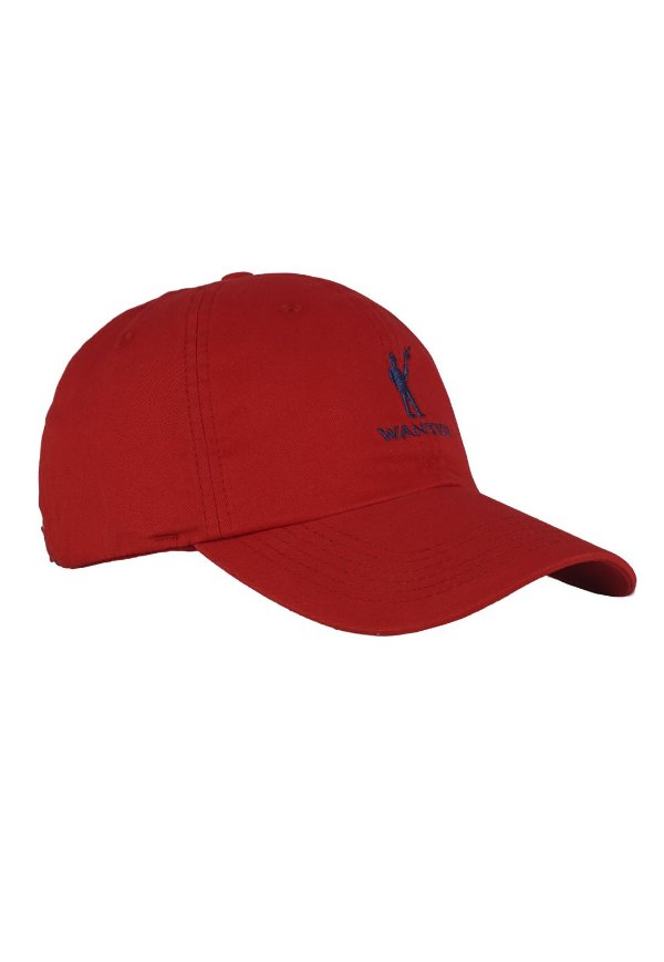 Polo Hat Wanted - Just Business Vermelho