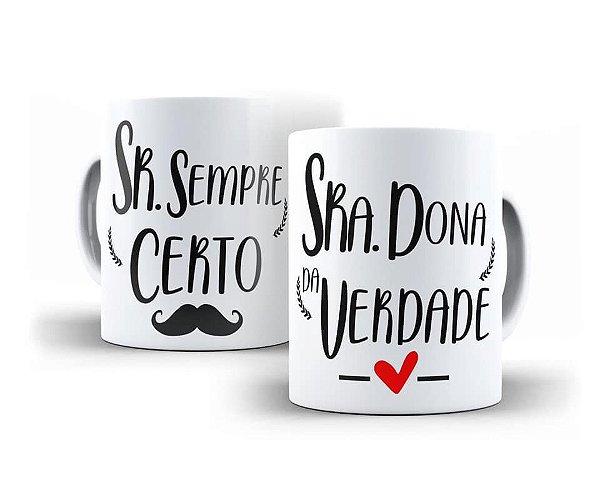 CANECA SR. E SRA.