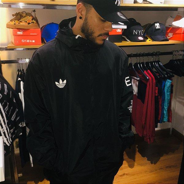 Blusa Adidas Originals X Yeezy Season Preto - ENCOMENDA