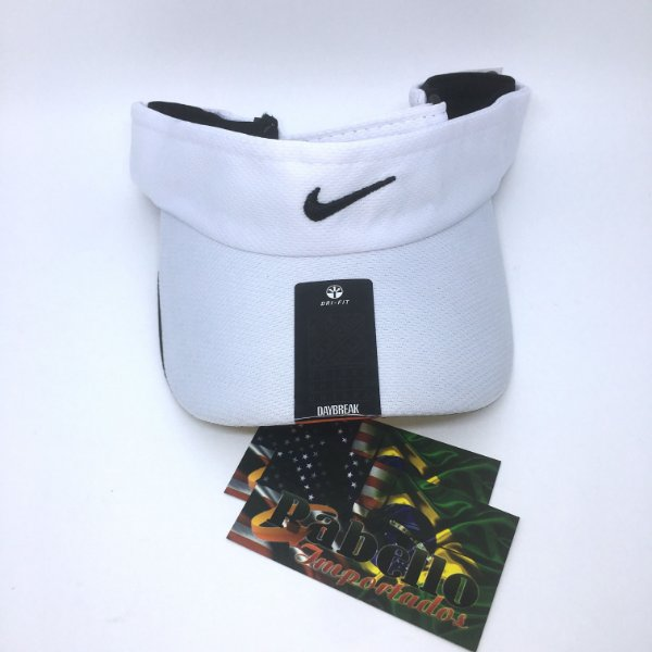 Viseira Nike Aerobill Dri-Fit - Branco