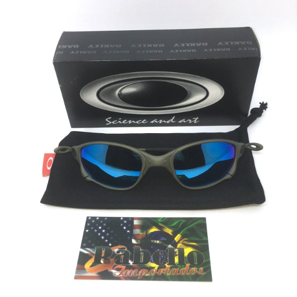 Óculos Oakley Double X-Metal - Ice Thug