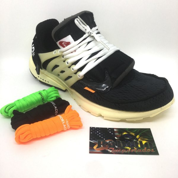 "Tênis Nike Air Presto ""Off-White"""