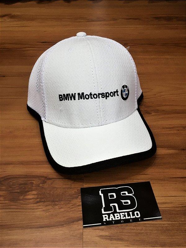Boné Puma BMW MotorSport - Branco