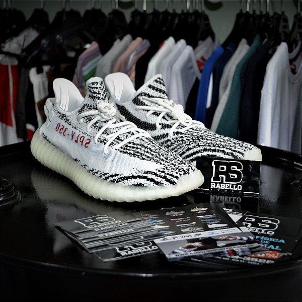 Adidas Yezzy 350 Boost V2 'Zebra' - ENCOMENDA