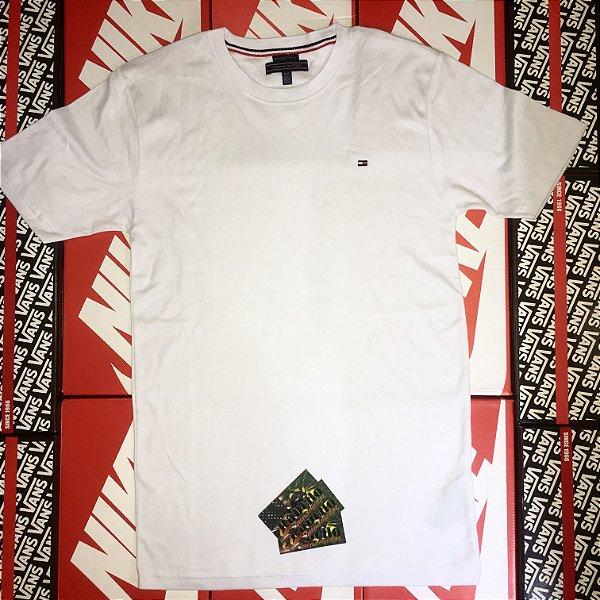 Camiseta Tommy Hilfiger Lisa - Branca