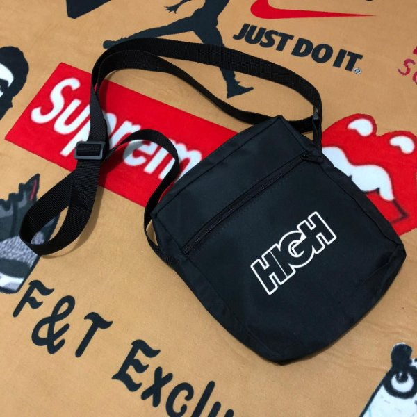 Shoulder Bag HIGH - Black