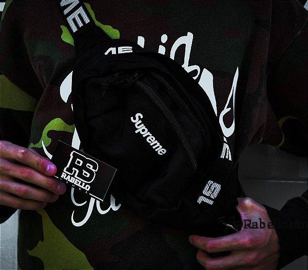 Supreme NYC 18SS Waist Bag - Preta