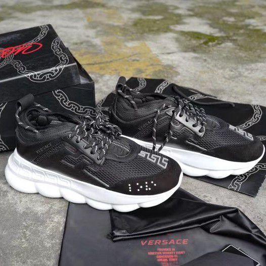 Versace Chain Reaction 2 Chainz Black PK