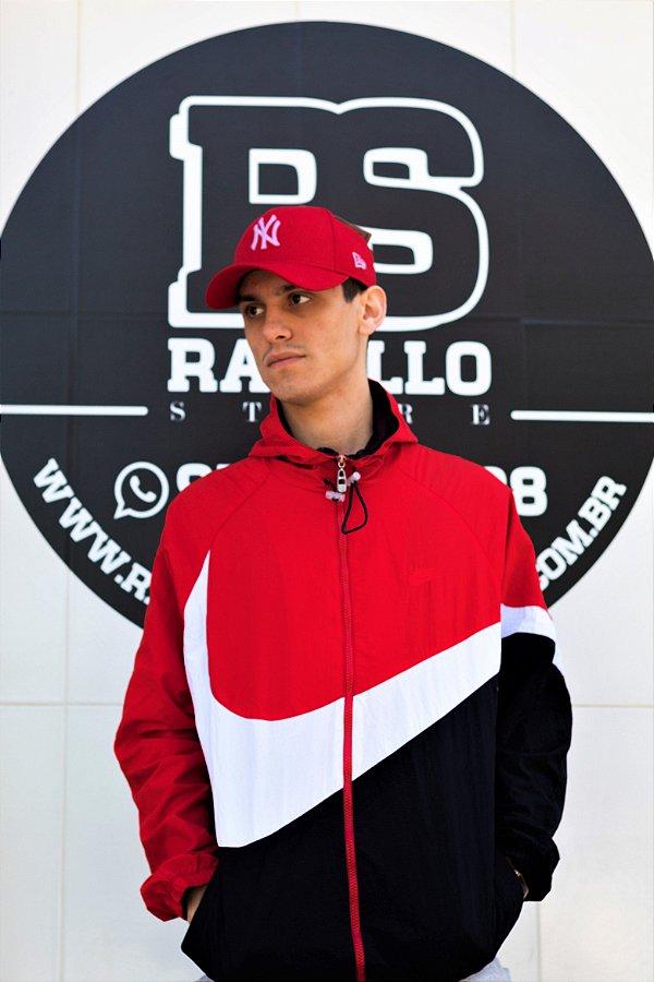 Jaqueta Nike Big Swoosh Sportswear - Vermelha