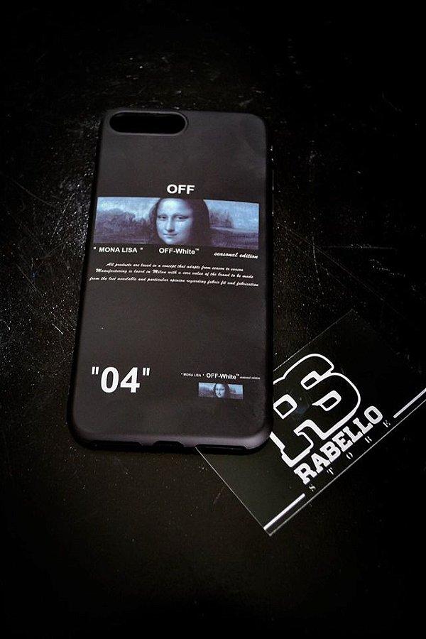 Off- White Case Capa Iphone 7/8 PLUS - Pronta Entrega