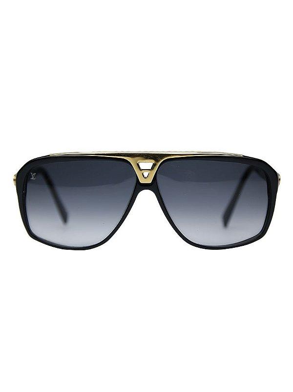 dbd558faccf9c Óculos Evidence Louis Vuitton - Second Choice