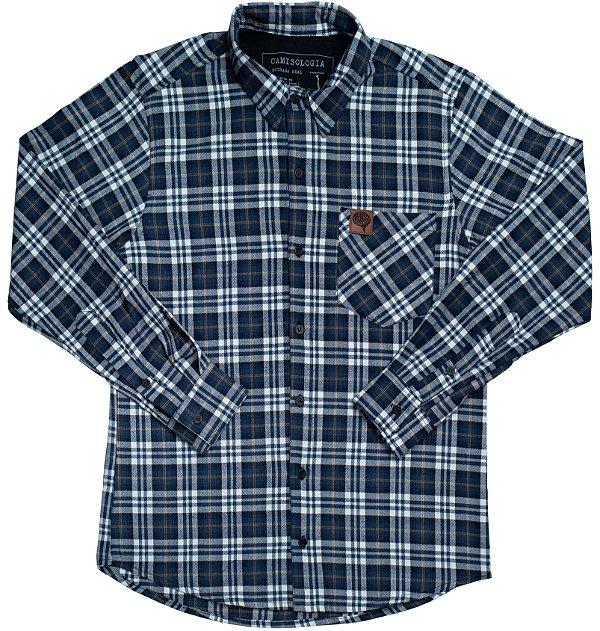 Camisa Xadrez Paraty