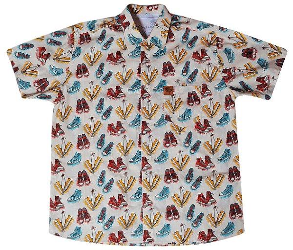 Camisa Tênis
