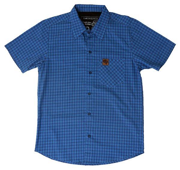 Camisa Xadrez Queijo Minas Artesanal