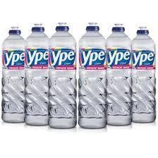 Detergente 24x500ml Ypê