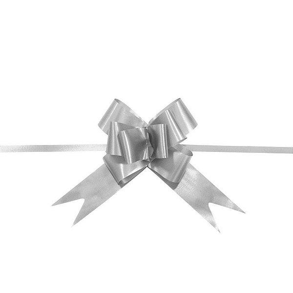Laço Pronto G Prata c/05 unids (consultar disponibilidade antes da compra)
