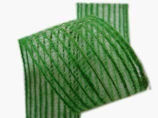 Fita Juta Verde (3238 cor 220) 38mmx10mts