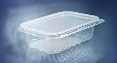 Pote Retangular 150ml c/tmp freezer micro 20 unids Pra Festa