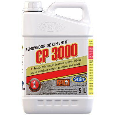 Removedor Cimento CP3000 5LTS
