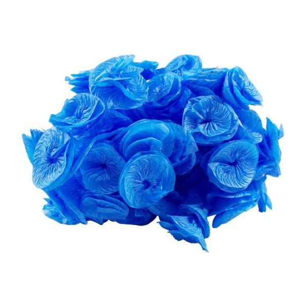 Rococo p/ bala Azul Celeste c/40 unids  (consultar disponibilidade antes da compra)
