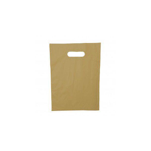 Sacola Bolsa Sorriso Ouro 20x30 1KG