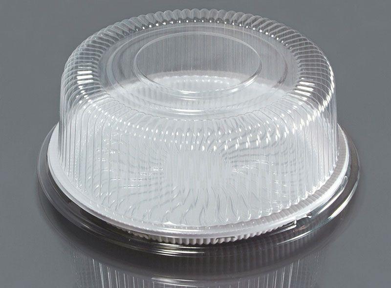 Embalagem Bolo Medio (50cm Pratic) c/ tampa 50 unids (promoção)