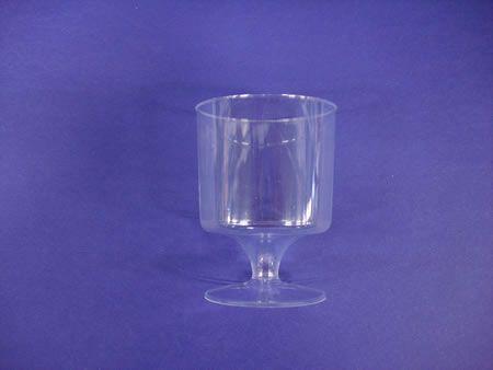 Taça Acrilica 150ml cristal s/tmp 10 unids
