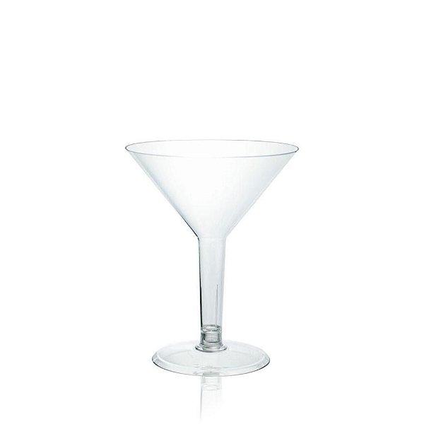 Taça Acrilica 090ml Martini (Pit90) cristal 5unids
