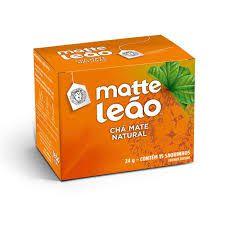 Chá Leão Matte Natural c/10 (sache)