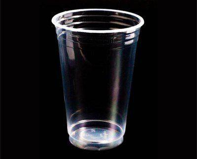 Copo Milk Shake 400ml PP Cristal Plaszom 1000 unids