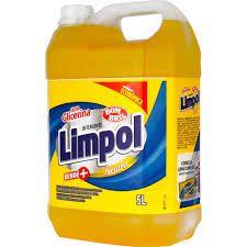 Detergente 5lts Limpol Neutro