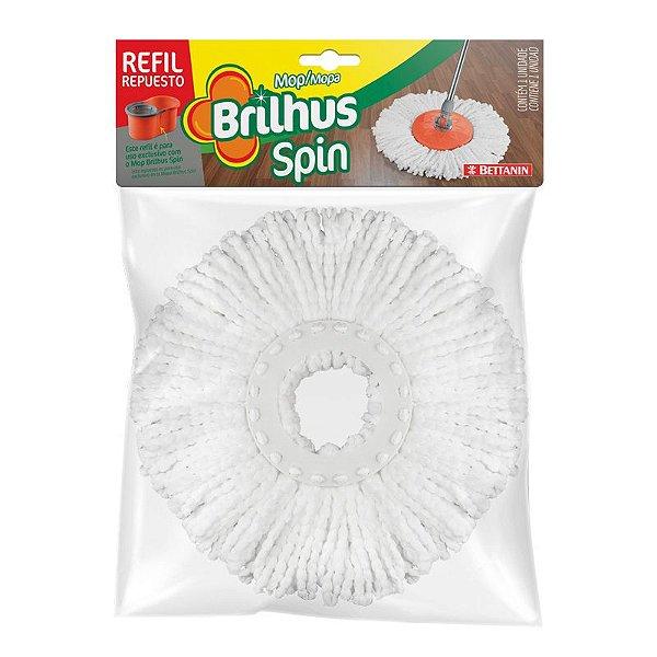 Mop Refil Spin Brilhus unid
